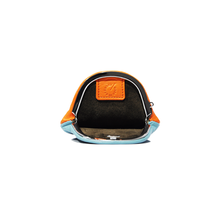 rana  small Heaven blue × paprika Orange
