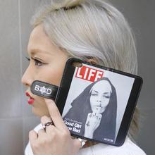 FUCK LIFE IPHONE CASE