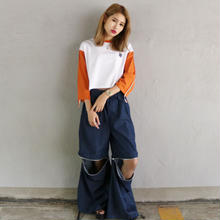 LIGHT WIDE PANT