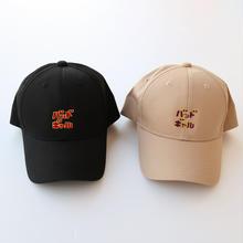 バッドギャル 6PANEL CAP