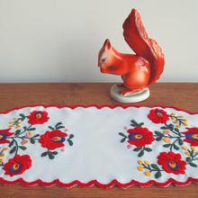 ハンガリー刺しゅう マチョーのテーブルセンターキット