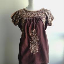 オアハカの刺繍ブラウス サン・アントニーノ SA24