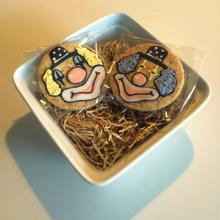 ピエロアイシングクッキー