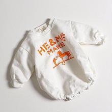 ★He&Meロンパース★ 2カラー