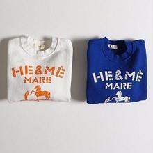 ★He&Meスウェット★ 2カラー