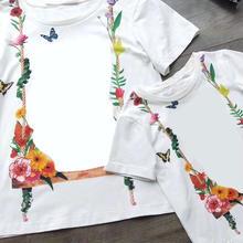★フラワーベアTシャツ★ Ladies