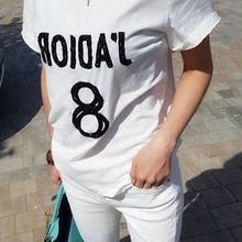 ★レディース8Tシャツ(濃)★