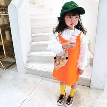 ★オレンジキャミワンピース★