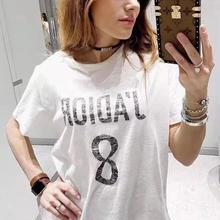 ★レディース8Tシャツ(薄)★