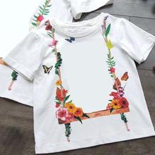 ★フラワーベアTシャツ★