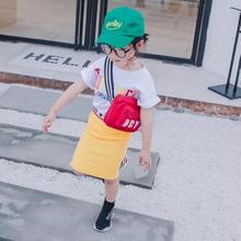 ★カラフルレタリングTシャツ★