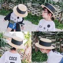 ★リボン カンカン帽★