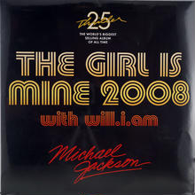 Michael Jackson - The Girl Is Mine 2008