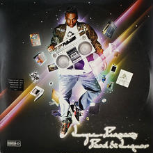 LUPE FIASCO // FOOD & LIQUOR (LP)