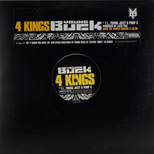 Young Buck - 4 Kings