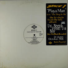 Spice 1 - Playa Man / The Thug In Me