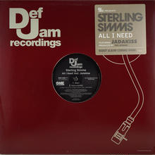 Sterling Simms - All I Need