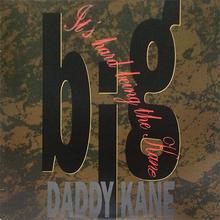 Big Daddy Kane - It's Hard Being The Kane