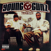 Young Gunz - Tough Luv (LP)