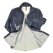 Nudie Jeans(ヌーディージーンズ)  リジット デニムシャツ