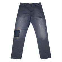 Nudie Jeans(ヌーディージーンズ) ダメージ加工 チノパン