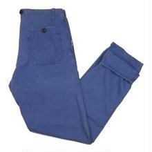 Nudie Jeans(ヌーディージーンズ) ユーズド加工 チノパンツ KHAKI STRAIGHT