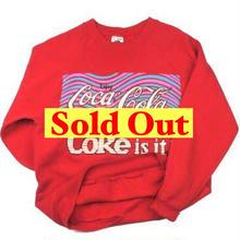 ヴィンテージ Coca  Cola(コカコーラ) スウェット