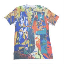 ARMANI EXCHANGE(アルマーニエクスチェンジ) 総柄Tシャツ