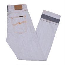 Nudie Jeans(ヌーディージーンズ) ブリーチデニムパンツ