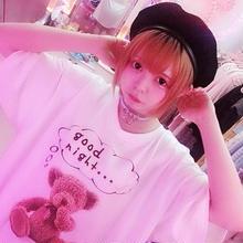 good nightベア BIGTシャツ/魔法都市東京