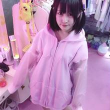 サイドシースルー&アームzipパーカー/HOMELESS PARTY.(Zzz...tokyo別注)