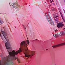 サテンサイド切り替えzipパーカー/HOMELESS PARTY.×魔法都市東京