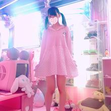 二次元美少女切り替えワンピース/魔法都市東京×NETDREAMTHINKS