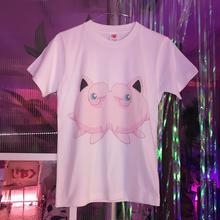 奇形モンスターTシャツ/pauline marx