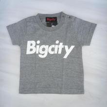 BigcityLOGO KIDS S/STEE