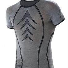 116RG Bi-Elastic Tシャツ  ブラック