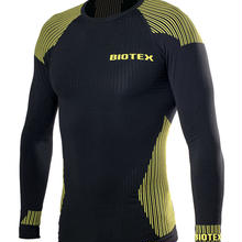 180ML ハイテック ロングTシャツ ブラック