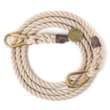 Jute Rope Leash Adjustable