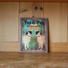 Signboard Pug&Pug