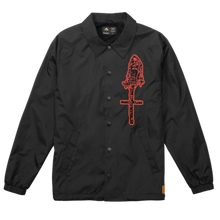 EMERICAXFUNERAL FRENCH DARKNESS JACKET BLACK