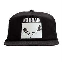 FUCKING AWESOME NO BRAIN HAT BLACK