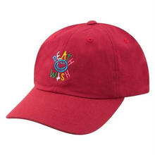 DEATHWISH WORLD PEACE SNAPBACK RED