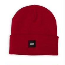 SOUR SOLUTION   ARMY BEANIE   RED