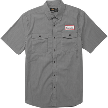 EMERICA FULL SEAVICE SHIRT   GREY