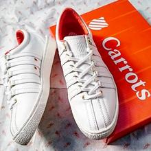 CARROTS X K-SWISS CLASSIC 66      WHITE