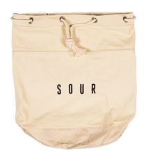 SOUR SOLUTION   PUT DUFFLE BAG WHITE