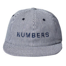 NUMBERS EDITION WORDMARK  DENIM 6-PANEL HAT