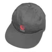 HELLRAZOR OPENING LOGO 6PANEL CAP BLACK