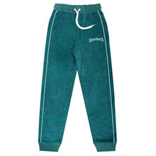 WASTED PARIS WM TRACKSUIT PANT-T,GREEN EMERLD