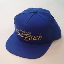 SHAKE JUNT SNAPBACK GET BUCK       BLUE